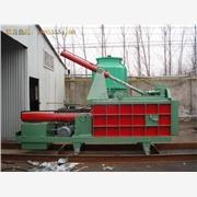 直销Y81-250T液压金属打包机 专用液压废钢打包机