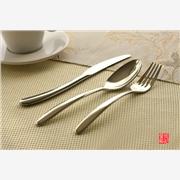 供应银貂R115不锈钢餐具古马系列不锈钢刀叉餐具