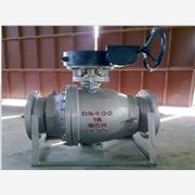 供应海航Q347Y-160P320P涡轮锻钢球阀