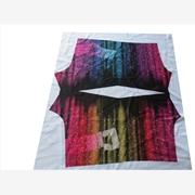 斜纹棉布面料 产品汇 供应mamre涤纶面料热转印印花