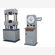 供应成都浩驰仪器WE-100B液晶数显式万能试验机