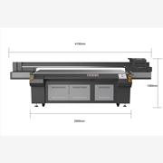 供应诺彩广告UV数码平板打印机