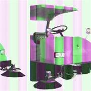 JH 1860型驾驶式扫地机