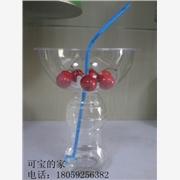 供应商场热销饮料杯 一次性塑料爆奶杯