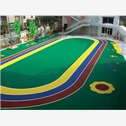 供应上海科保体育设备有限公司13杭州临安塑胶幼儿园地面承建商家