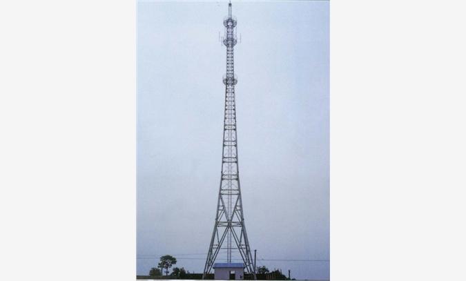 角钢通信塔 信号塔价格