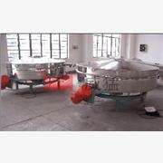 供应直排式振动筛威猛可定制淀粉专用筛机-----多层或单层设计