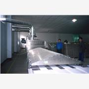 供应珠海包装纸品微波烘干机
