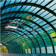 供应大型公共建筑采光顶棚专用聚碳酸酯耐力板