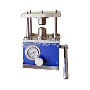 供应晶科诺尔JK-YYFK-20纽扣/扣式电池液压手动封口机