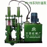 柱塞泥浆泵 陶瓷泥浆泵 方圆污水、泥浆泵