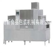 河南喷淋式洗碗机销售 价格优惠 首选安阳新新食品包装机械