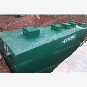 供应江西地埋式轻工业污水处理设备制