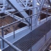 重庆钢格板钢梯栏杆踏步板