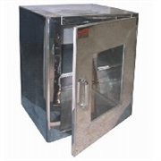 大量生产洁净室专用机械互锁传递窗风淋式传递窗电子互锁传递窗