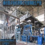 供应玻璃瓶生产线 化妆品瓶生产线 玻璃瓶制造设备潍坊凯中轻机