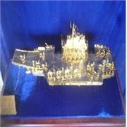 青岛116舰船模型有哪些种类