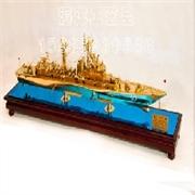 广州辽宁号航母模型专卖 广州辽宁号模型厂家直销【海洋】