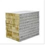 岩棉夹芯板首选诚基德彩钢适用于电子洁净房、净化房隔断等
