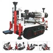 履带式立轴式液压钻机ZLJ1000L