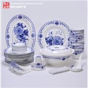 供应餐具套装 陶瓷餐具套装厂家