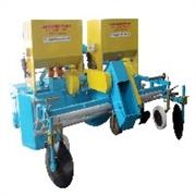 低价促销旋耕起垄施肥覆膜机 国内技术领先