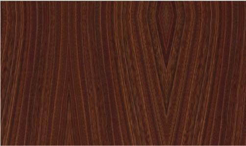 供应新元素黑胡桃波音软片木纹纸