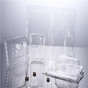 深圳PVC胶盒/印刷烫银/透明吸塑包装