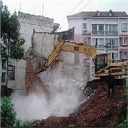 兰州房屋拆除 甘肃库房拆除工程找哪家