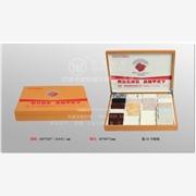 专业订做纯黄无花纹石英石箱/亮光烤漆木盒/木包装盒找佲扬