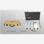 专业生产人造石色卡盒,人造石样品盒,铝包装盒,中秋特惠专供