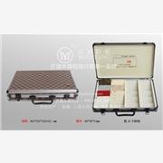 供应广东本产高档铝质石英石色卡盒