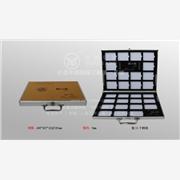 佲扬厂家长期供应UV板样品盒/烤漆门板包装盒/UV板色卡盒