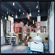 福州商业空间设计,福州办公空间设计,福州效果图制作