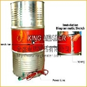 油脂防冻加热带树脂防凝结电热带化工桶保温伴热带200L油桶加