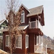 成都欧美式木屋建造木别墅·创逸居