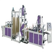 无纺布袋设备代理_便宜的WFB-600多功能全自动无纺布制袋机推荐