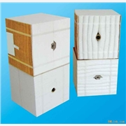 新型隔热保温材料陶瓷纤维模块设计安装