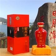 台湾金高粱酒台湾白酒生产台资企业百世威酒业(漳州)有限公司