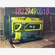 供应重庆3KW长沙家用汽油发电机组批发