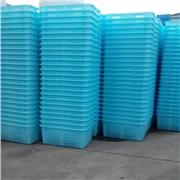 供应sh580塑料箱 塑料周转箩  耐酸耐碱 厂家直销