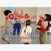 PVC舞蹈培训班地板