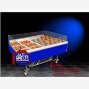 超市水果冷藏柜  超市水果冷藏柜生命周期对市场的影响