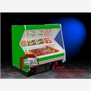 水果冷藏柜  如何判断水果冷藏柜制冷剂泄露