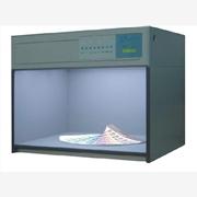 红黄兰颜色烫金材料 产品汇 标准光源对色箱印刷领域使用校对颜色偏差