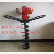 供应顺源1E44F-5汽油挖坑机