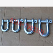 供应弓型卸扣转环卸扣卡头卸扣卸