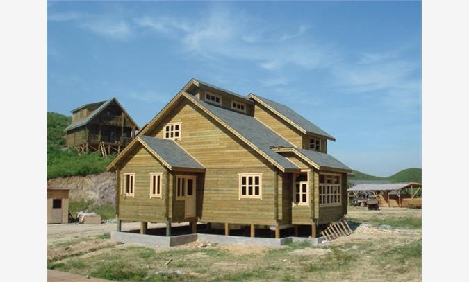 集成高檔輕型鋼結構別墅價格