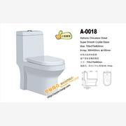 供应加西格乐A-0018供应连体座便器,浴室柜等卫浴洁具