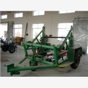 供应AAA液压电缆拖车直发全国  放线必备电缆拖车
